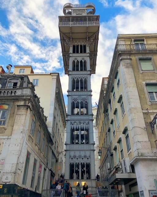 Admirant Lisboa i Sintra