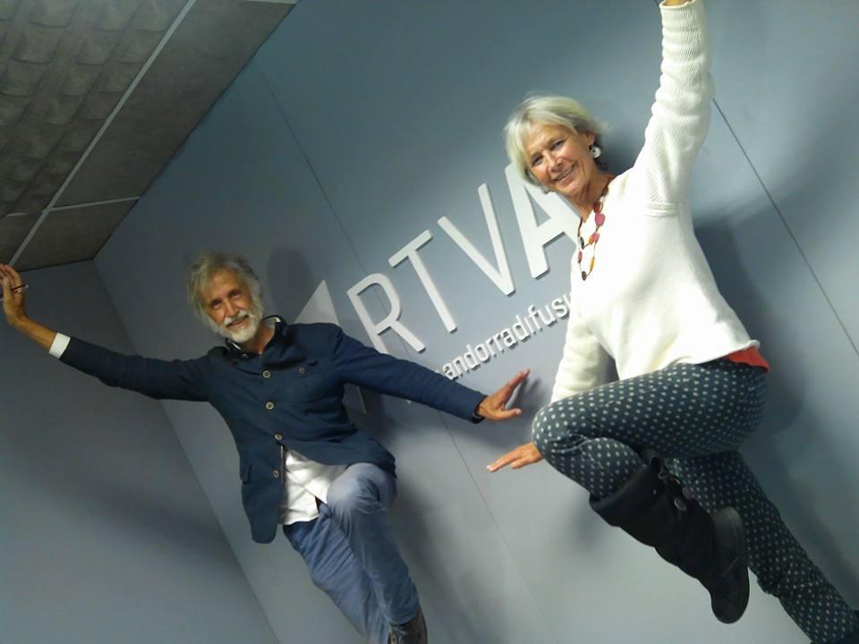 L'art de l'Energia amb Josep Olives i Lisette Babler