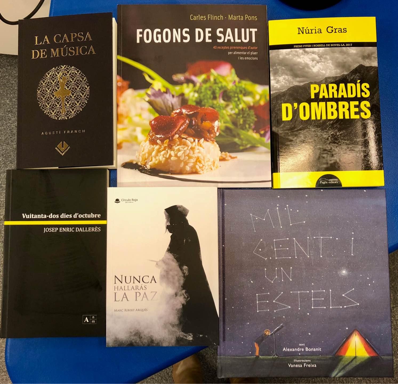 Les recomanacions de l'Anna Riberaygua: especial Sant Jordi