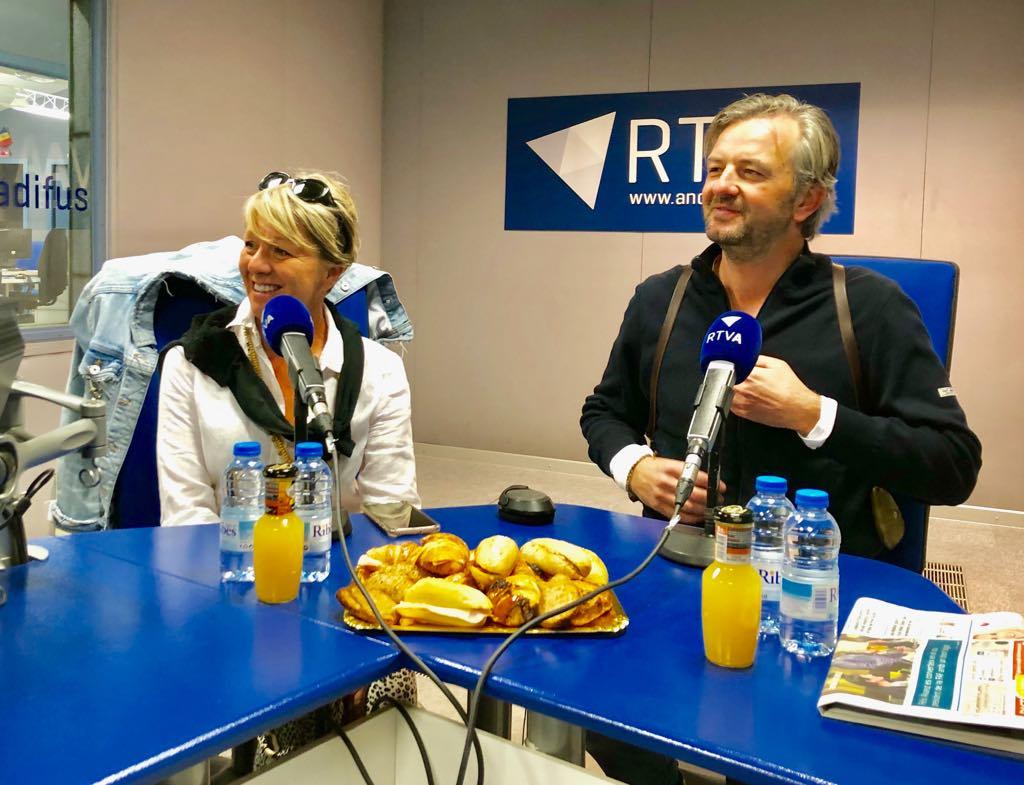 Especial RNA visita Emmanuel Macron