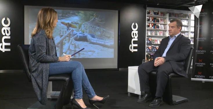 Entrevista al cònsol de Sant Julià Josep Majoral
