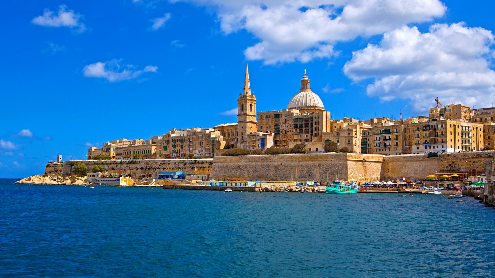 En ruta - Malta
