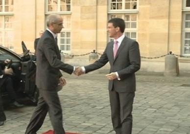 RTVA segueix en directe la visita de Manuel Valls