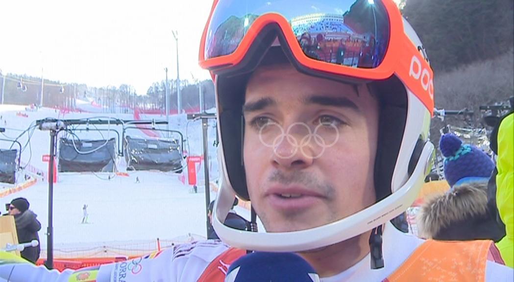 Verdú i Oliveras valoren el Top-30 en l'estrena als Jocs de PyeongChang