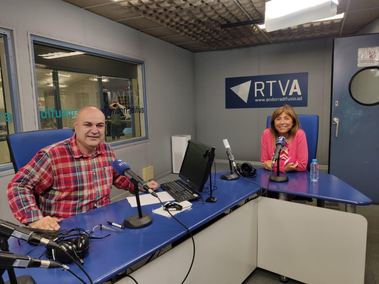 Entrevista a la cònsol major d'Andorra la Vella, Conxita Marsol