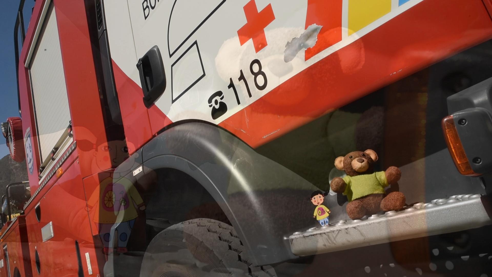 Les coses de la Martina T2 capítol 23 - En Marronet vol ser bomber