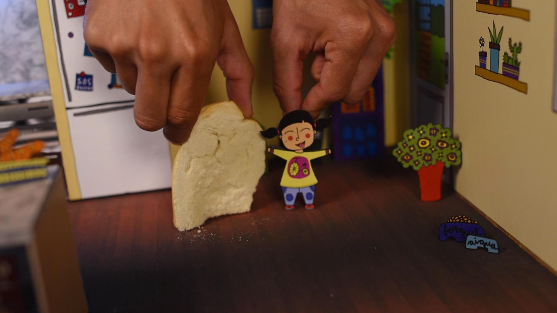 Les coses de la Martina T2 capítol 24 - Un bon tros de pa