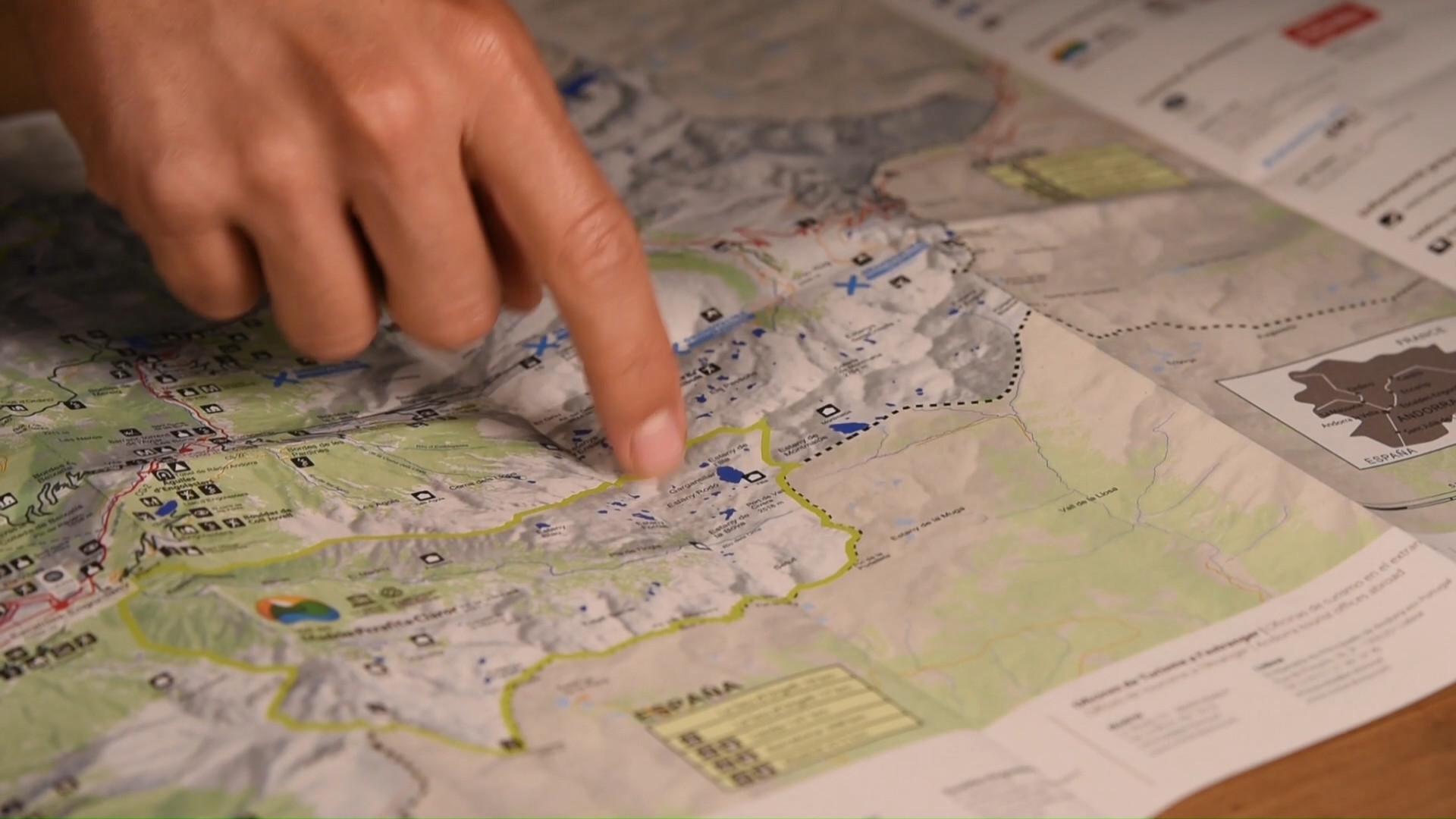 La Martina i el Vallineu: Precaució a la muntanya