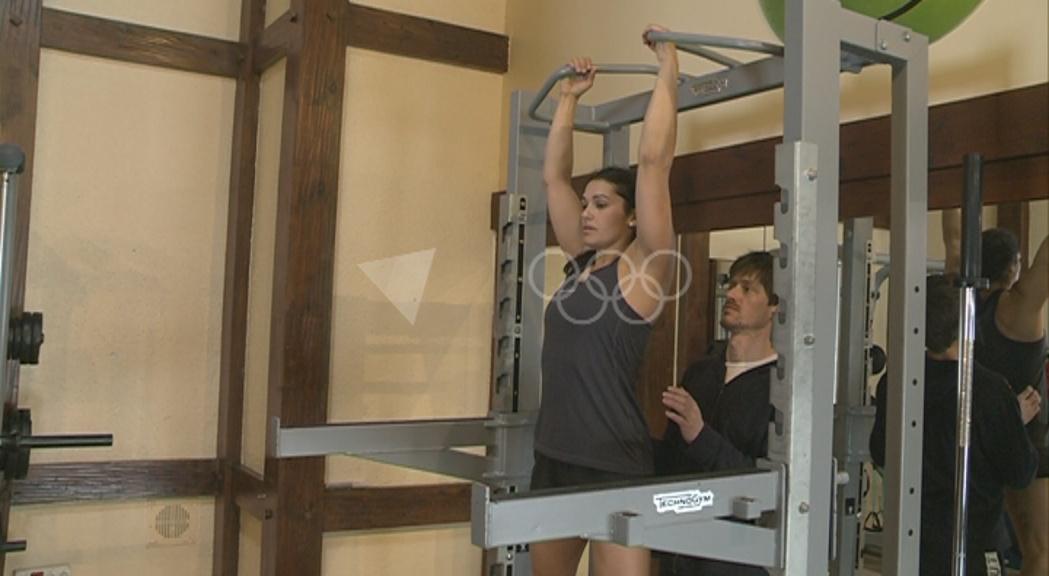 Mireia Gutiérrez vol aconseguir a PyeongChang la seva millor actuació en uns Jocs