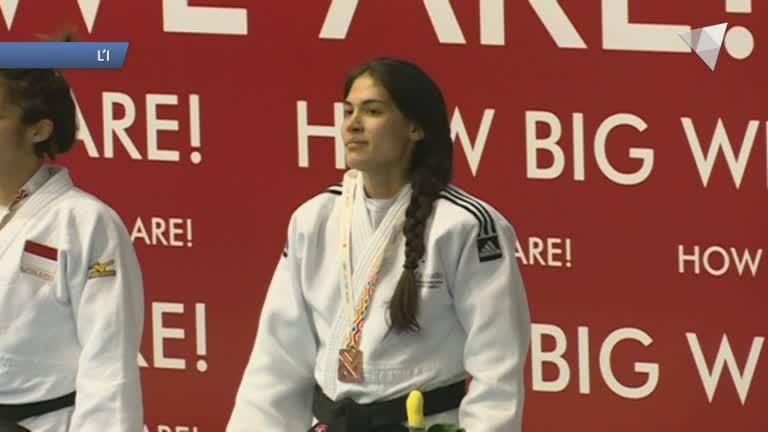 Dia 2 - Informatiu vespre - Les judokes Lia Povedano i Alda Babi aconsegueixen les primeres medalles