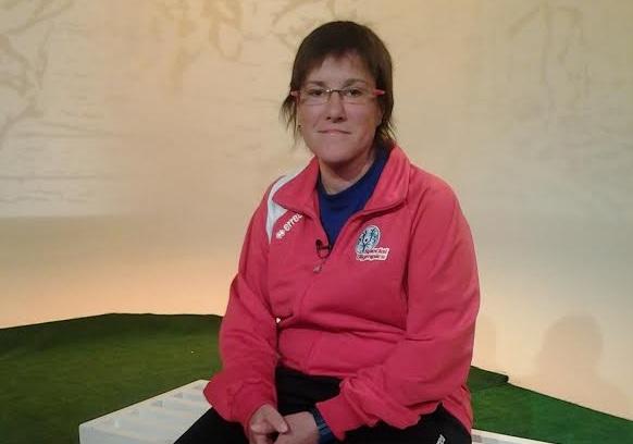EL DIA E  2part  - Montse Sánchez, entrenadora d'Special Olympics