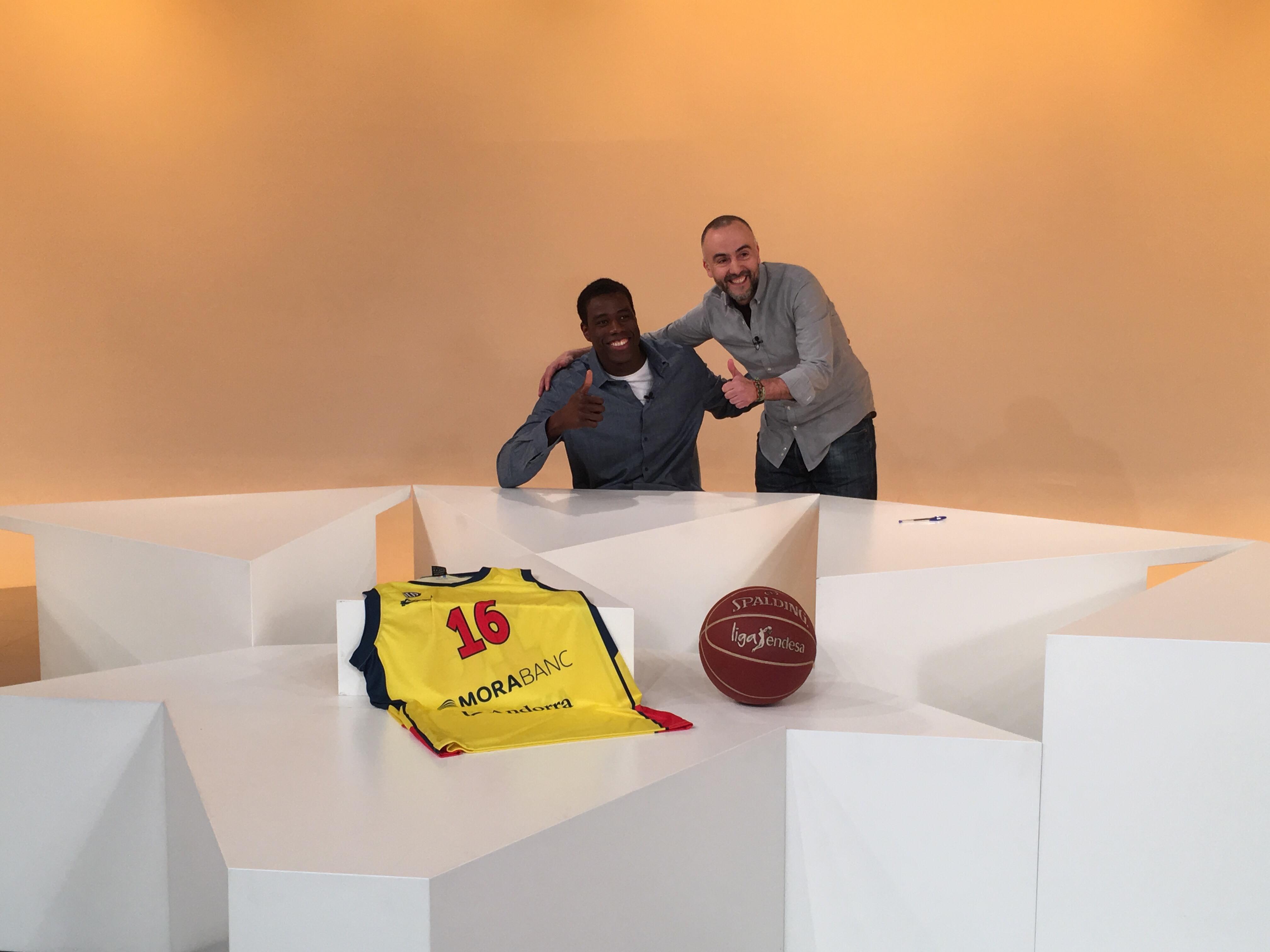Dia E 1a part - Entrevista a Moussa Diagne
