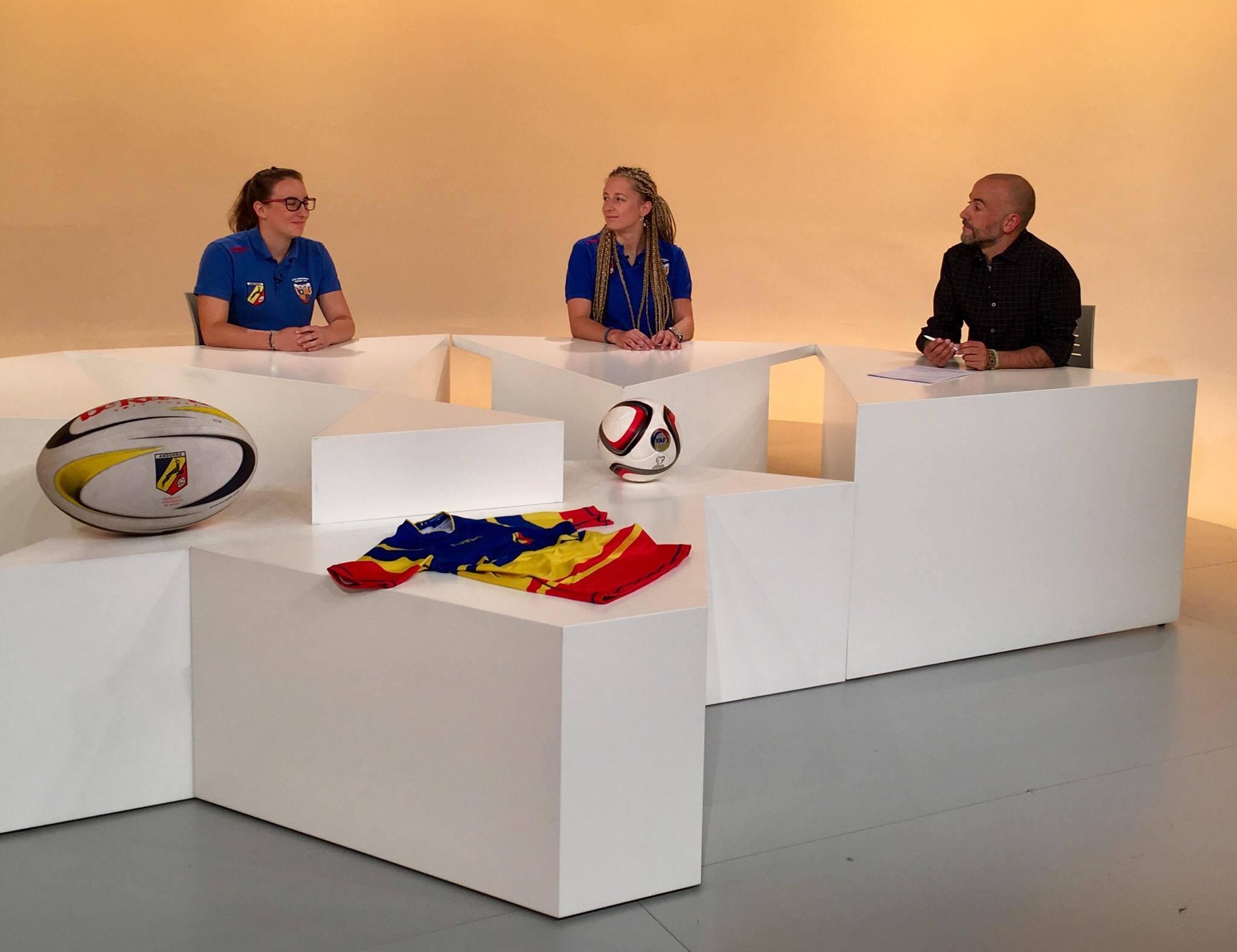 Dia E 3a Part - Andorra, amfitriona de l'Europeu de rugbi de 7 femení sub-18