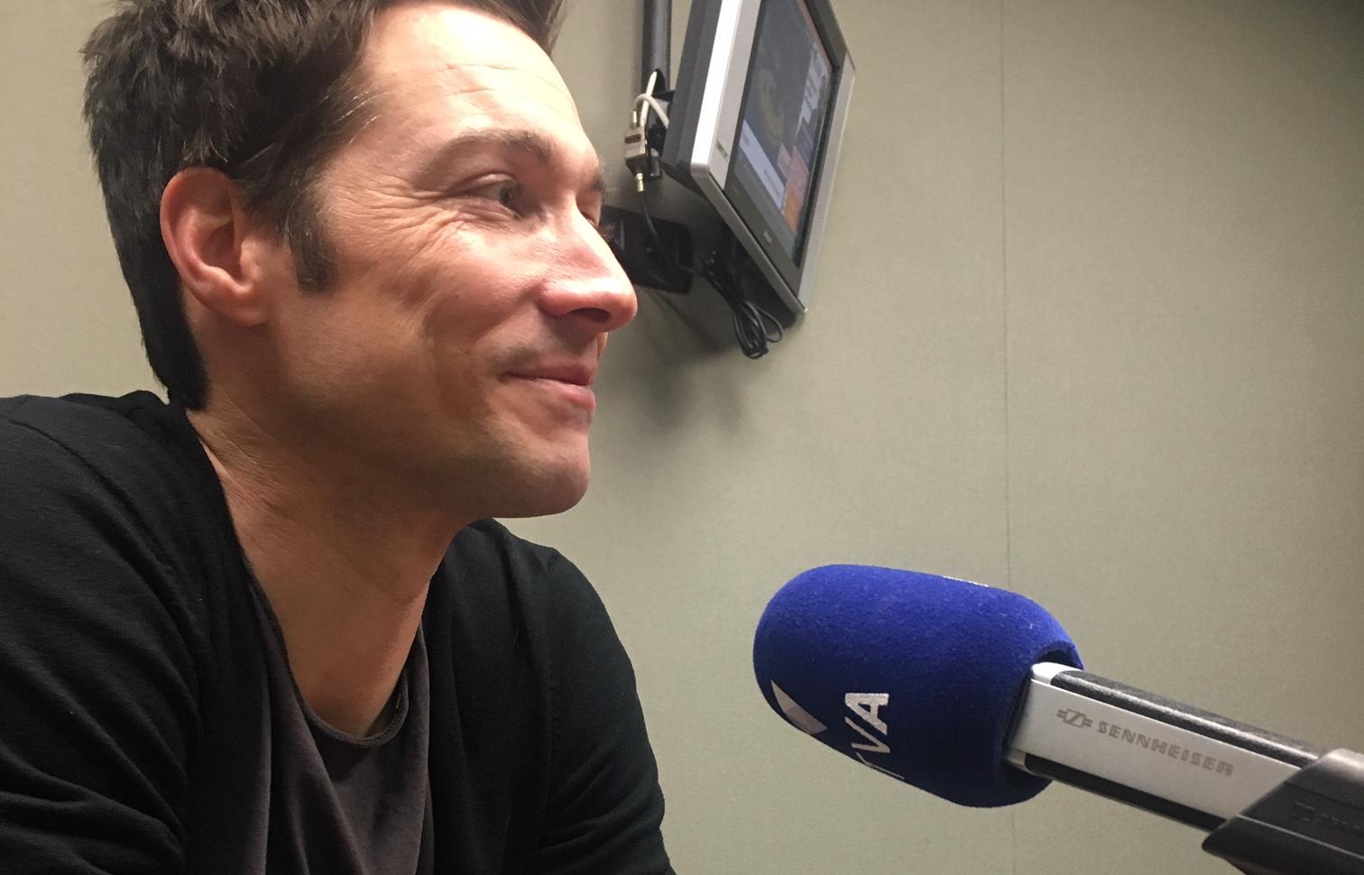 Entrevista a Nicolas Portal, director esportiu de l'equip ciclista Sky
