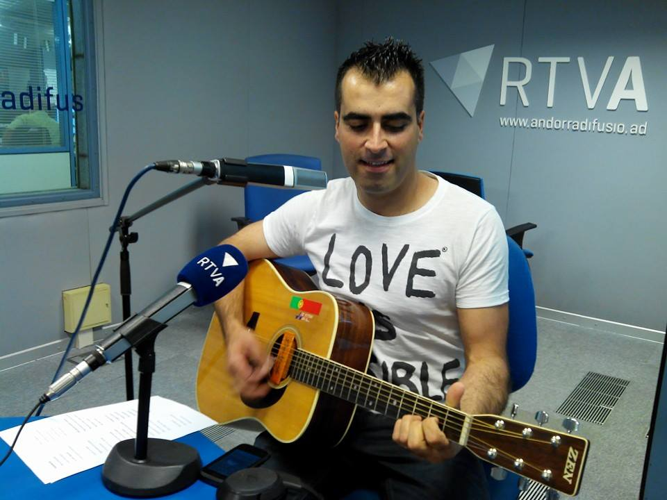 Cap de setmana: Concert de Pedro Mota