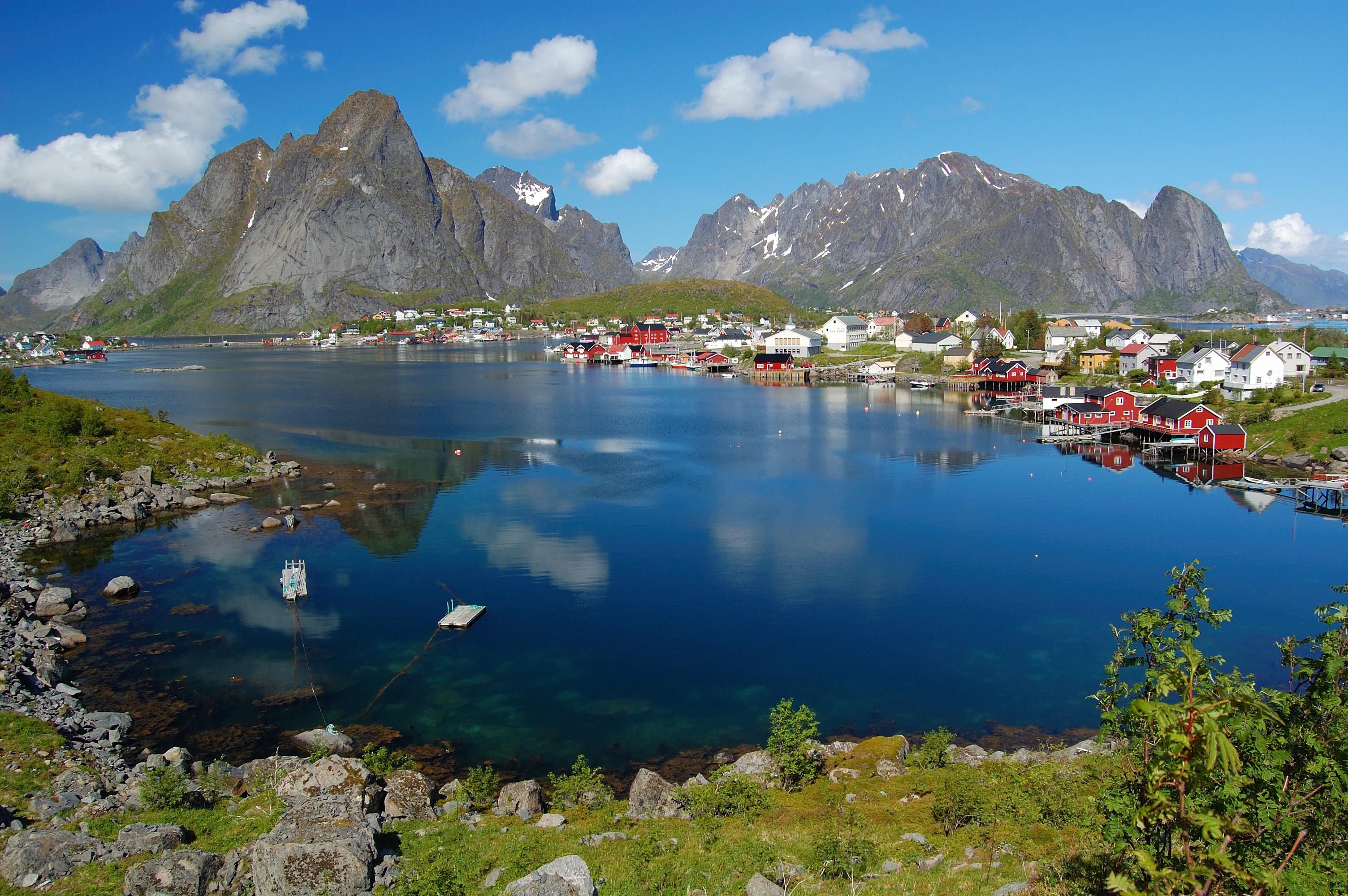 La màgia dels paisatges de Noruega