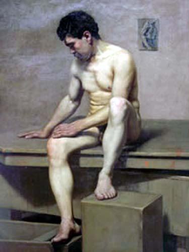 L'evolució del nu masculí a la història de l'art