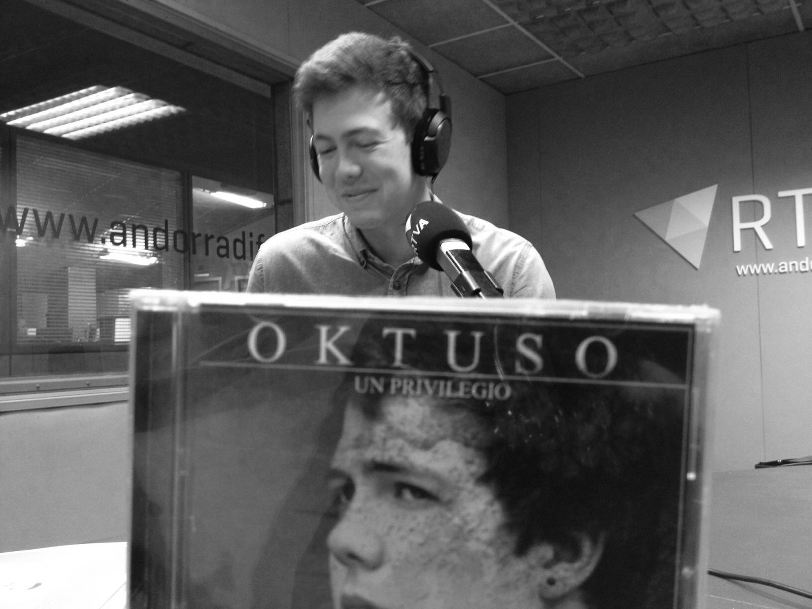 """""""Un privilegio"""" l'àlbum d'Oktusso que en dues setmanes ha tingut 11000 descàrregues"""
