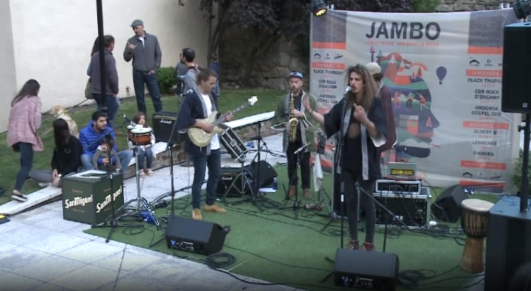Concert del grup Ominira