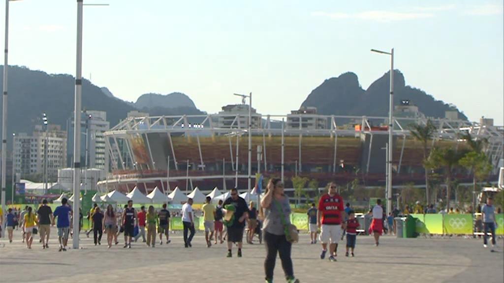 Fem un cop d'ull al Parc Olímpic dels Jocs de Rio 2016