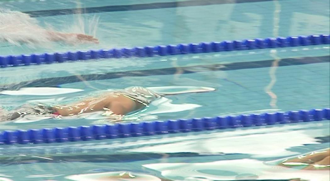 Pol Arias es penja el bronze a la prova dels 1.500 metres