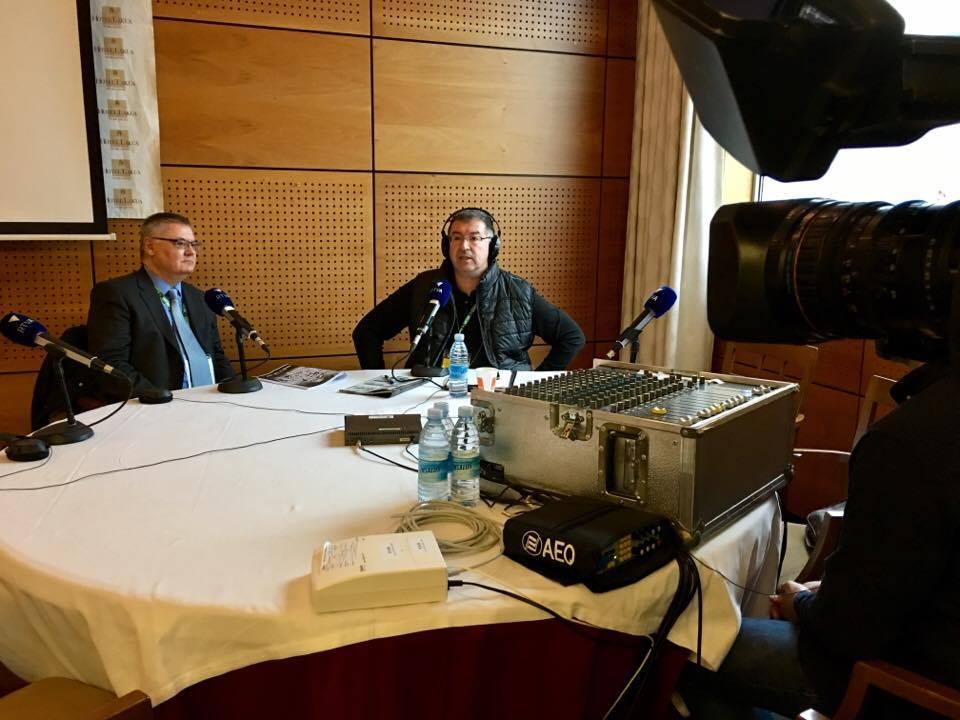 Entrevista al president de l'ACB, Francesc Roca