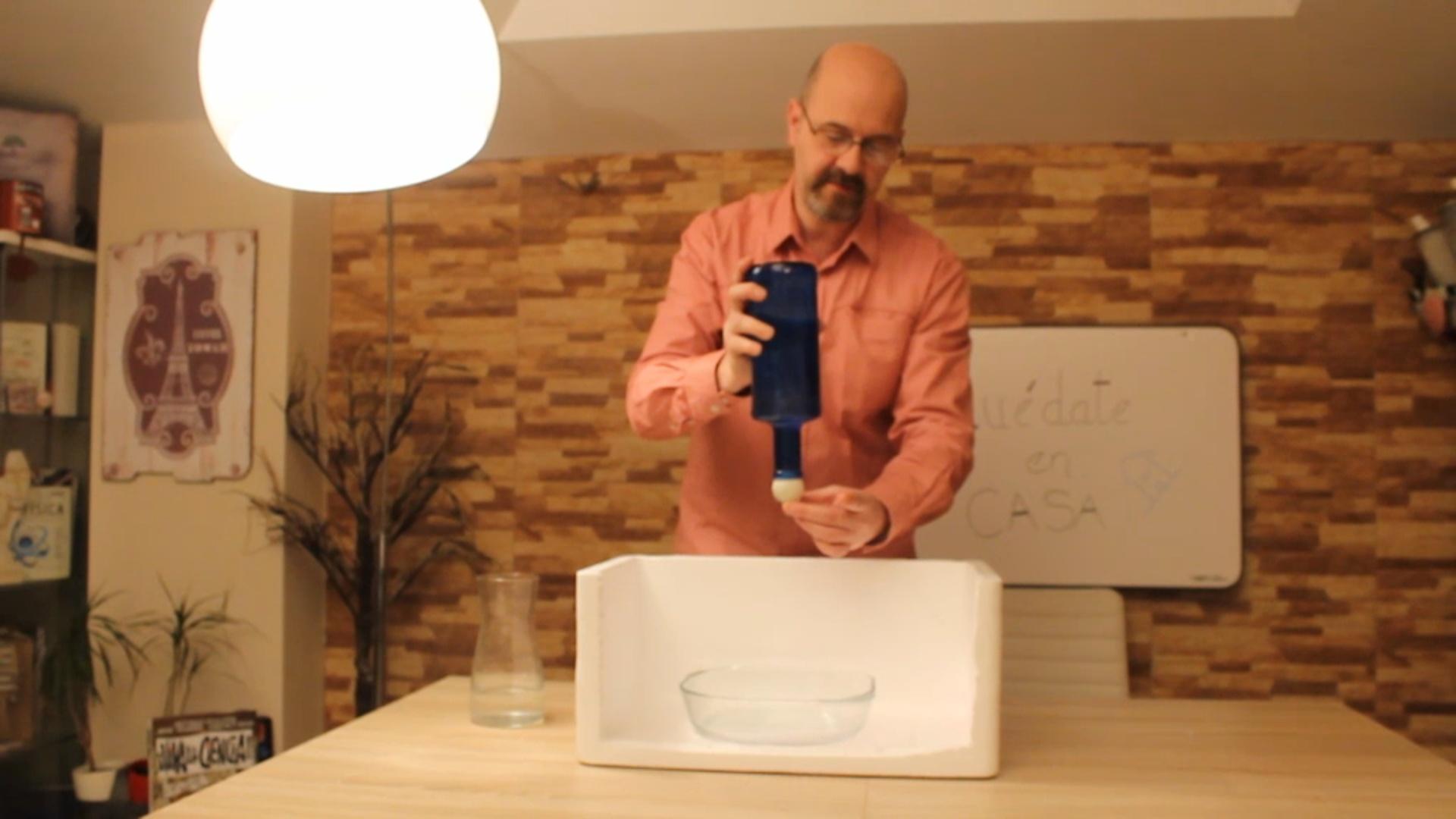 Experiment 12: pressió atmosfèrica