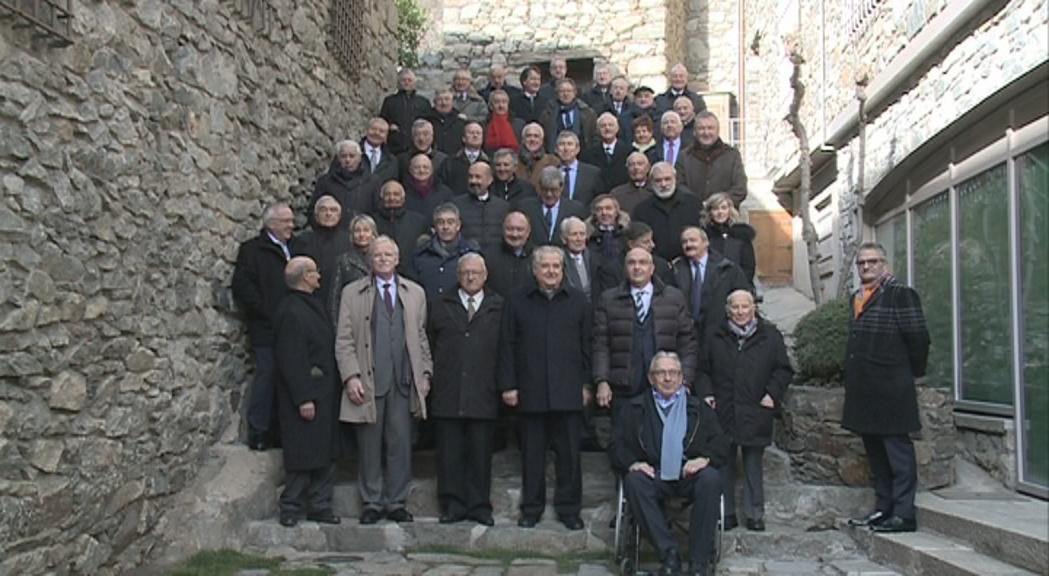 La Constitució i el procés constituent vist pels seus protagonistes després de 25 anys