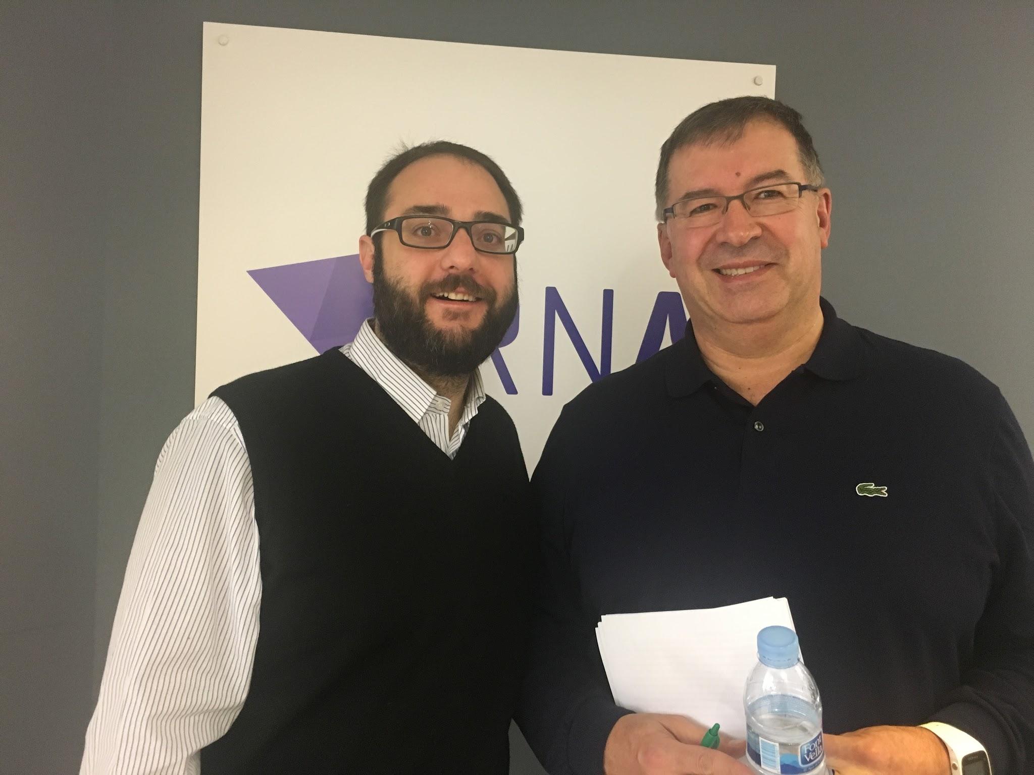 Ramon Tena coordinarà el 'Youth Peace Camp' 2017 a Estrasburg