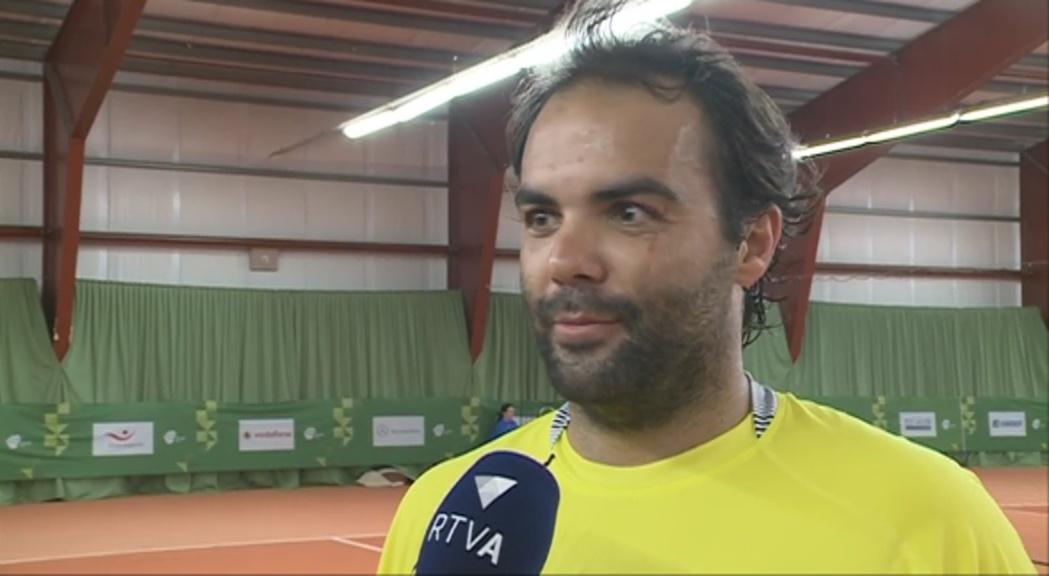 Poux i Recouderc s'asseguren medalla en tennis al torneig de dobles