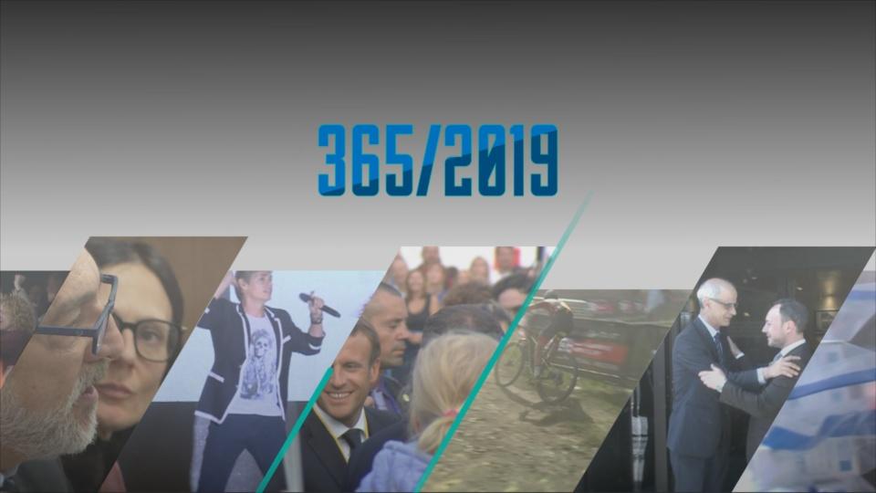 365/2019 - Resum de  notícies de l'any 2019