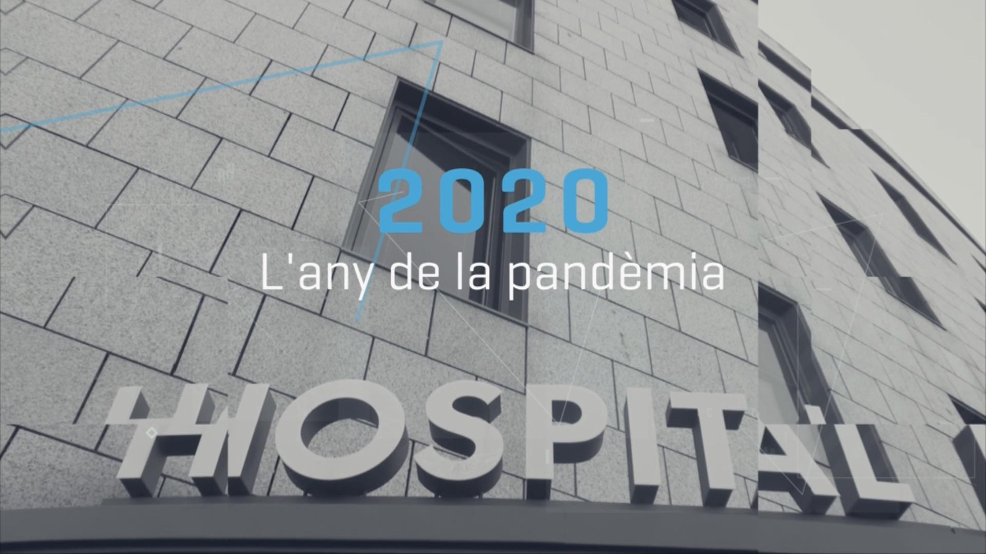 L'any de la pandèmia - Resum de notícies de l'any 2020