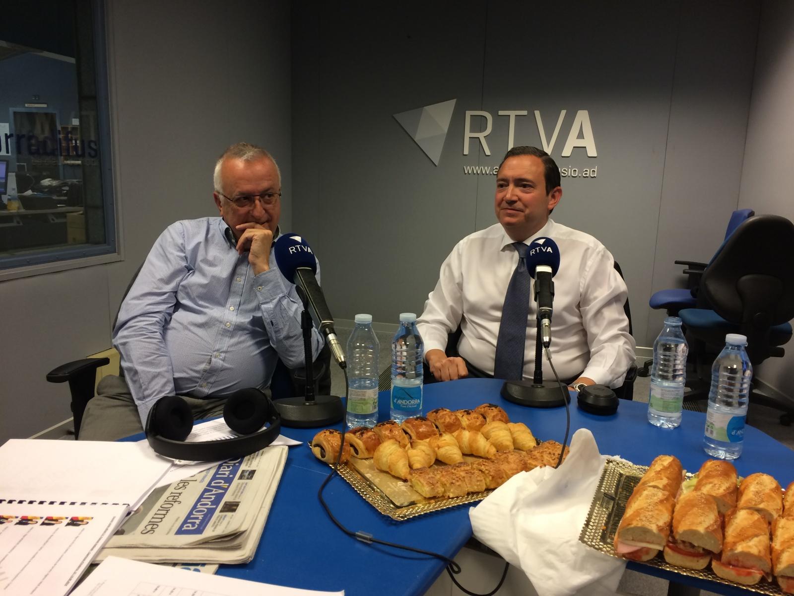Especial visita François Hollande 5a hora