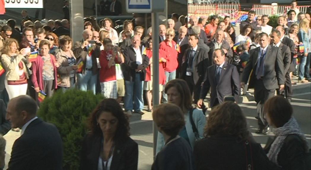 Especial visita François Hollande programa complet RNA divendres 13 de juny