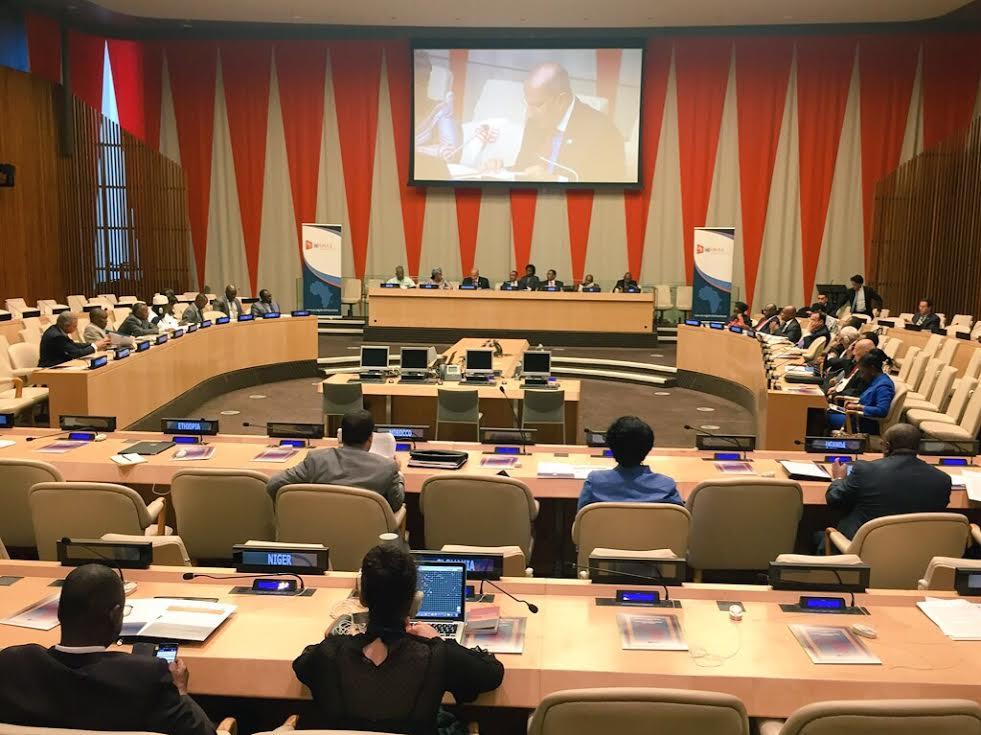 L'Africaweeek i el debat de l'assemblea general