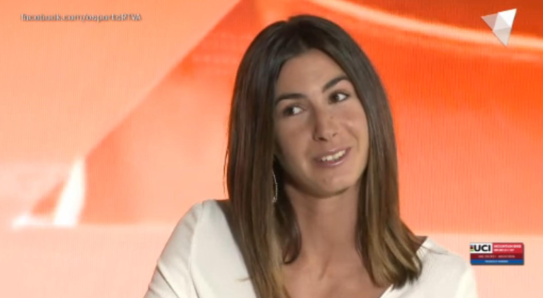 Dia E 1a Part - Sara Ramèntol anuncia la retirada de la competició