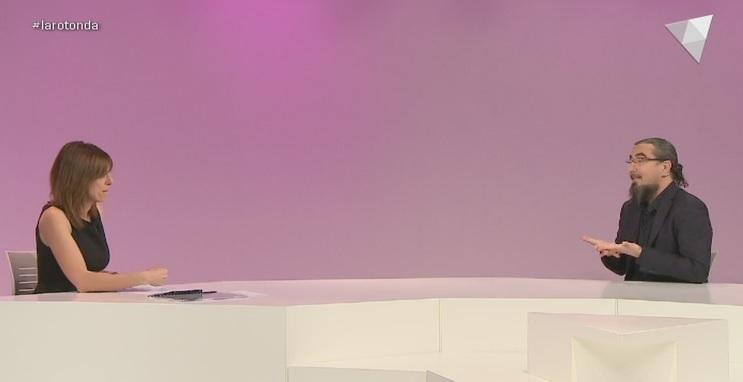 La rotonda 1a Part - Parlem de seducció amb el sexòleg Luís Tejedor