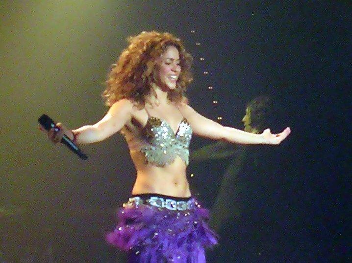 """Donem la nota amb """"El dorado"""", de Shakira"""
