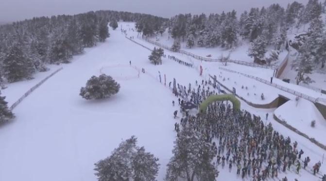 Espai Neu -La Skimo 6 i els Special Olympics