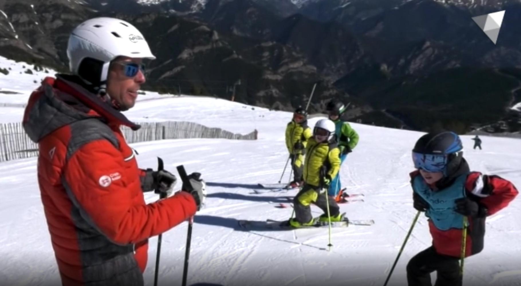 Espai Neu - Snowplus, un club d'esquí no competitiu