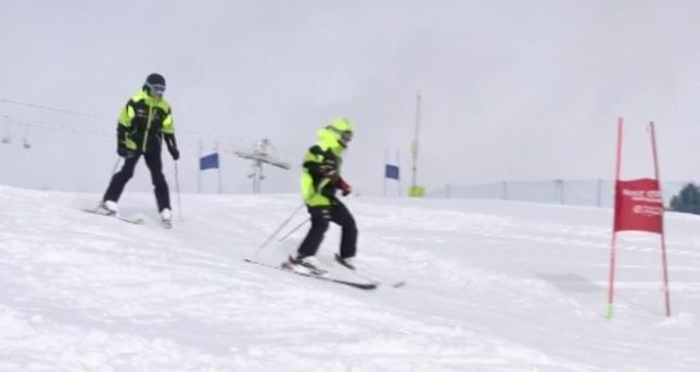 Espai Neu - Special Olympics, Freeride i Kilian Jornet
