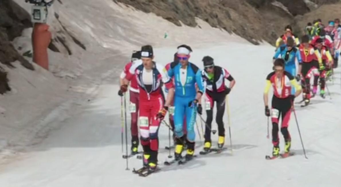 Programa especial cursa vertical Campionat del Món d'esquí de muntanya ISMF 2021 Comapedrosa Andorra - part 2