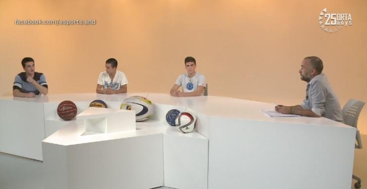 Dia E 3a part - Fem balanç del Campionat d'Europa d'hoquei patins