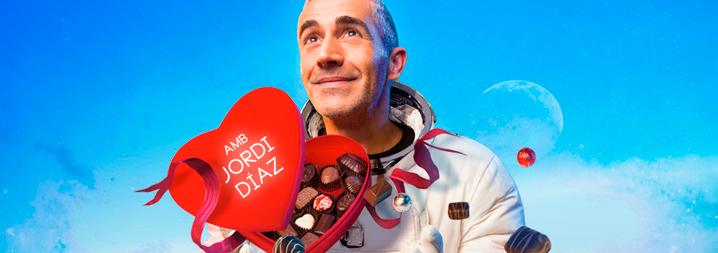 """""""Els homes són de Mart i les dones de Venus"""" amb Jordi Diaz"""