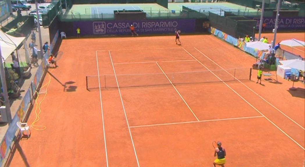 Andorra pot quedar-se sense representants ni medalles en tennis