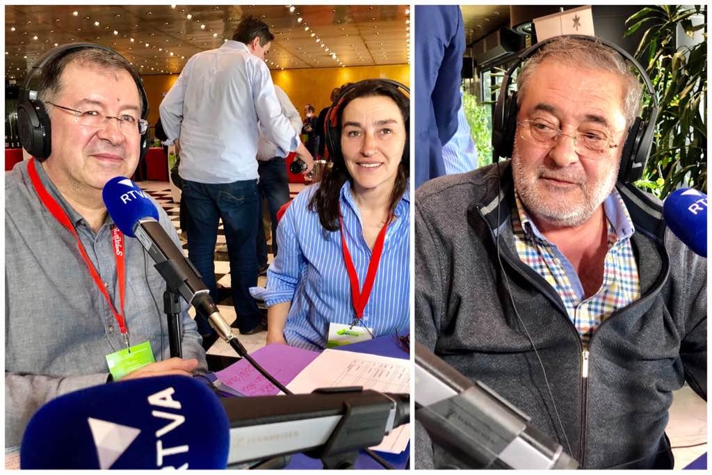 Cristina Tor i Carles Verdaguer
