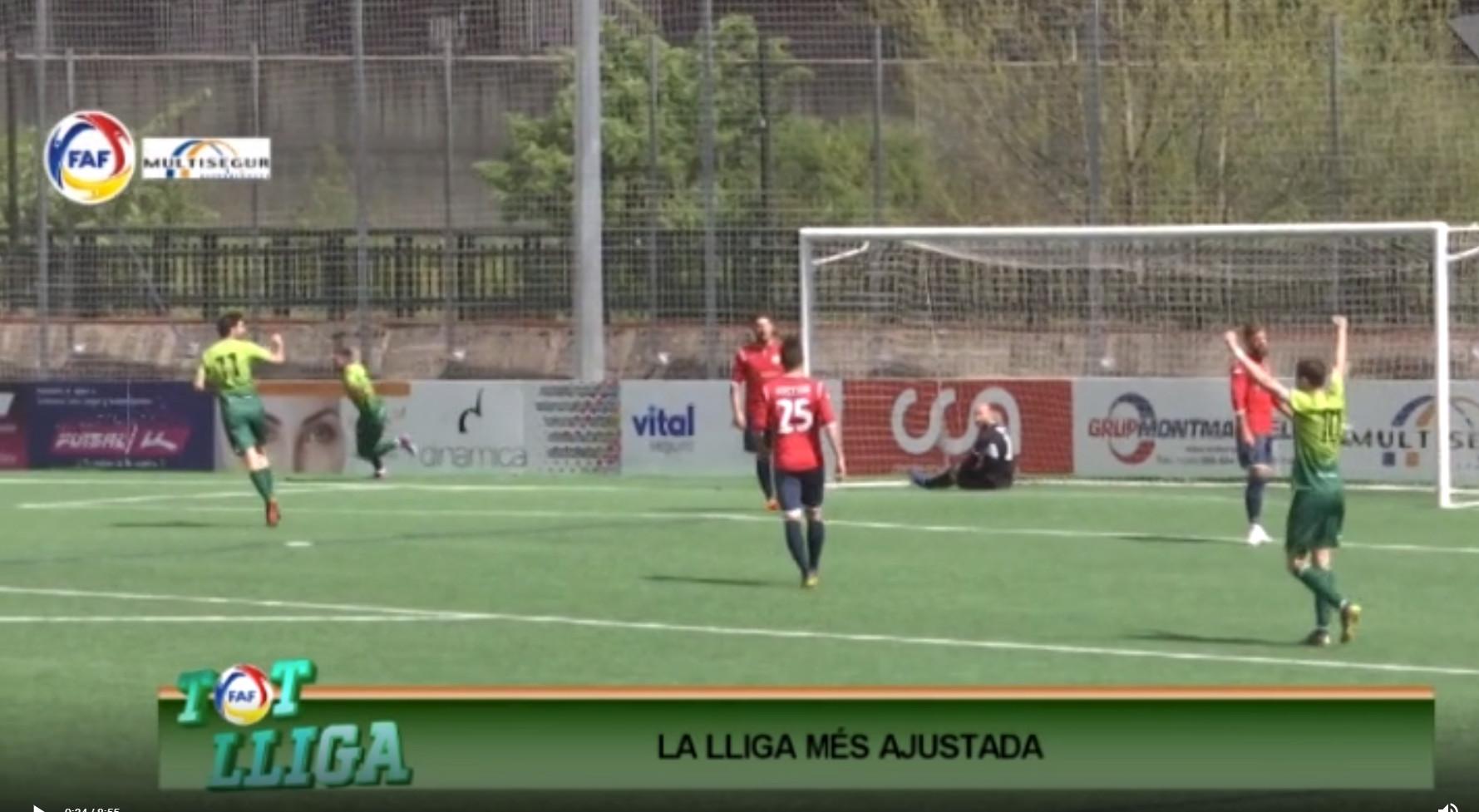 Tot Lliga - 02 de maig del 2019