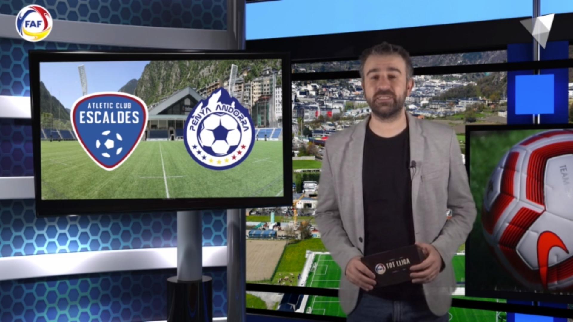 Tot Lliga - 25 de gener del 2021