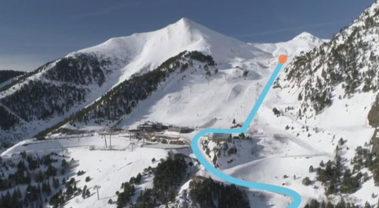 Programa especial cursa vertical Campionat del Món d'esquí de muntanya ISMF 2021 Comapedrosa Andorra - part 1