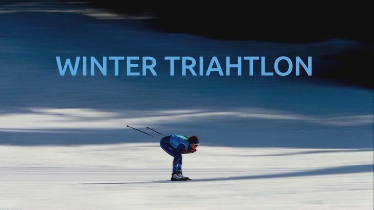 Campionat del món de triatló d'hivern 2021 - 1a part